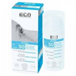 eco cosmetics emulsja na słońce faktor SPF 50 NEUTRAL