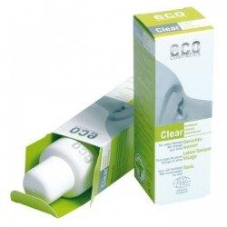 eco cosmetics Clear odświeżający tonik do twarzy z kwiatem pomarańczy i liściem oliwnym, 100 ml