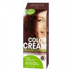 Sante Naturalna farba roslinna w kremie Mahogany Brown 150ml