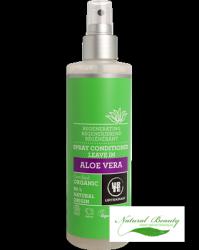 Urtekram Regenerująca odżywka do włosów w sprayu z aloesem