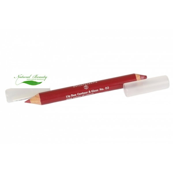 Sante Lip Duo Contour & Gloss 02 natural