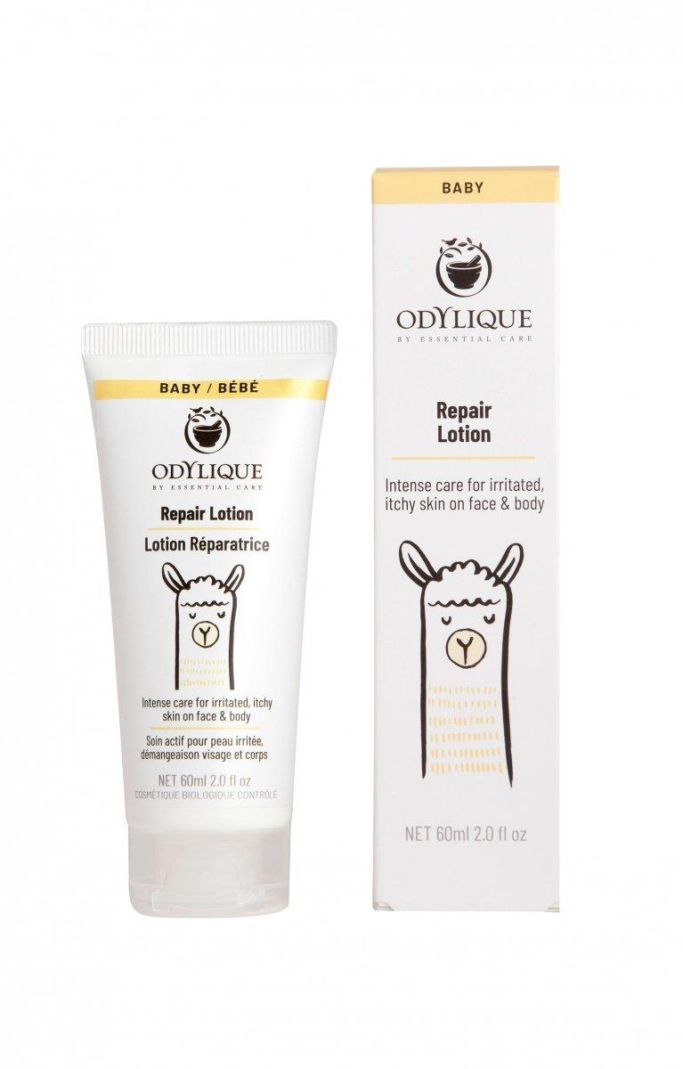 Odylique by Essential Care organiczne nawilżające mleczko dla niemowląt i dzieci, 60 ml