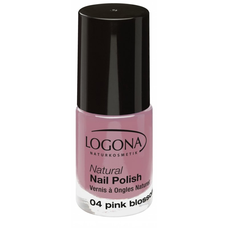 Logona Lakier do paznokci 04 pink blossom