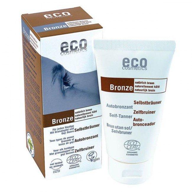 Eco Cosmetics Samoopalacz do ciała z bio-granatem i bio-goji75 ml