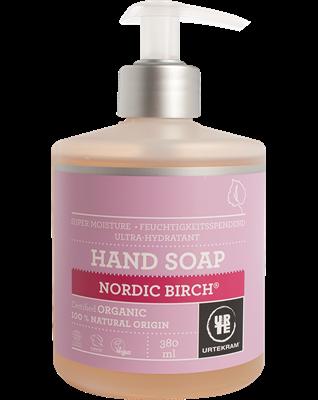 Urtekram Nawilżające mydło w płynie Nordycka brzoza 380 ml