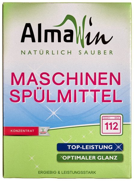 AlmaWin Ekologiczny Skoncentrowany proszek do zmywarki 2,8 KG