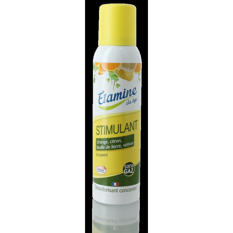EDL skoncentrowany oczyszczacz i odświeżacz powietrza w sprayu zapach Energetyzujący 125 ml