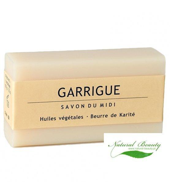 SAVON DU MIDI Prowansalskie mydło z masłem karité dla panów GARRIGUE/zioła śródziemnomorskie