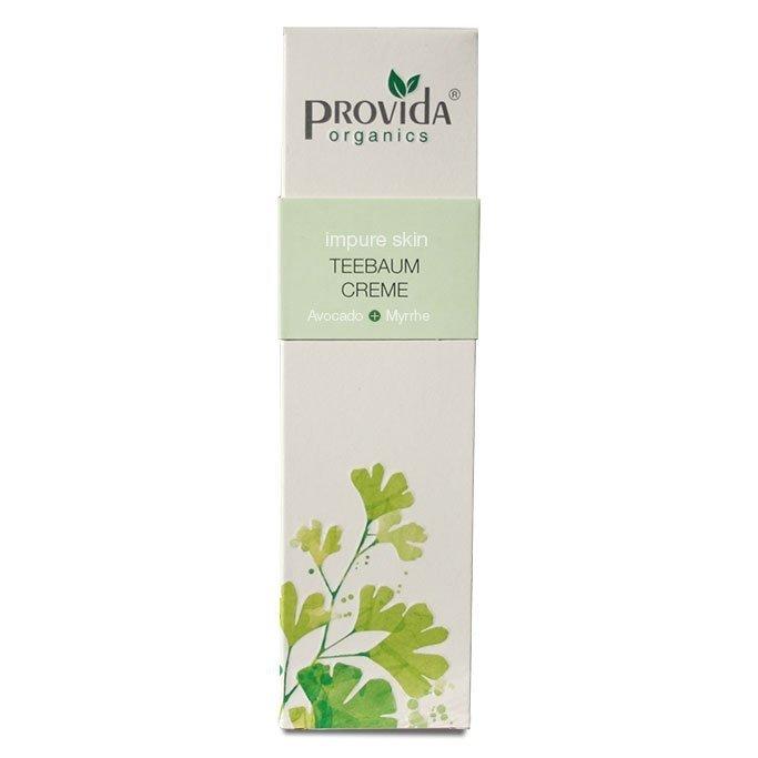 Provida KREM nawilżający z olejkiem z drzewa herbacianego