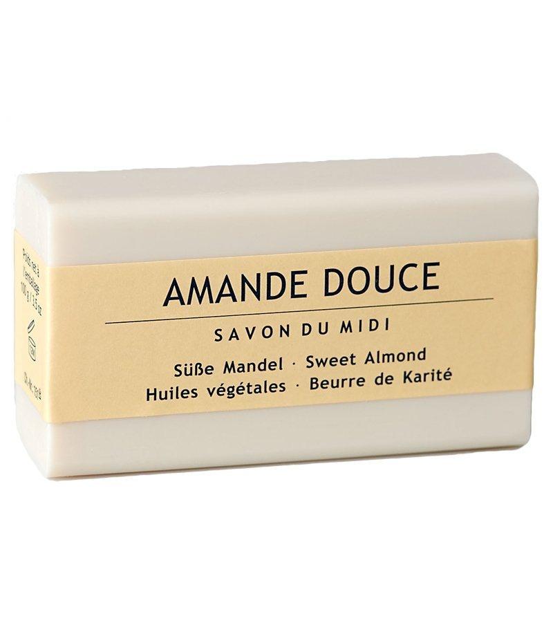 SAVON DU MIDI Prowansalskie mydło z masłem karité AMANDE DOUCE/migdał