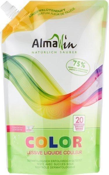 Almawin Płyn do prania tkanin kolorowych KWIAT LIPY Koncentrat 1,5 l