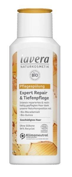 Lavera Odżywka intensywnie regenerująca z bio-olejem z makadamii i bio-komosą 200 ml.