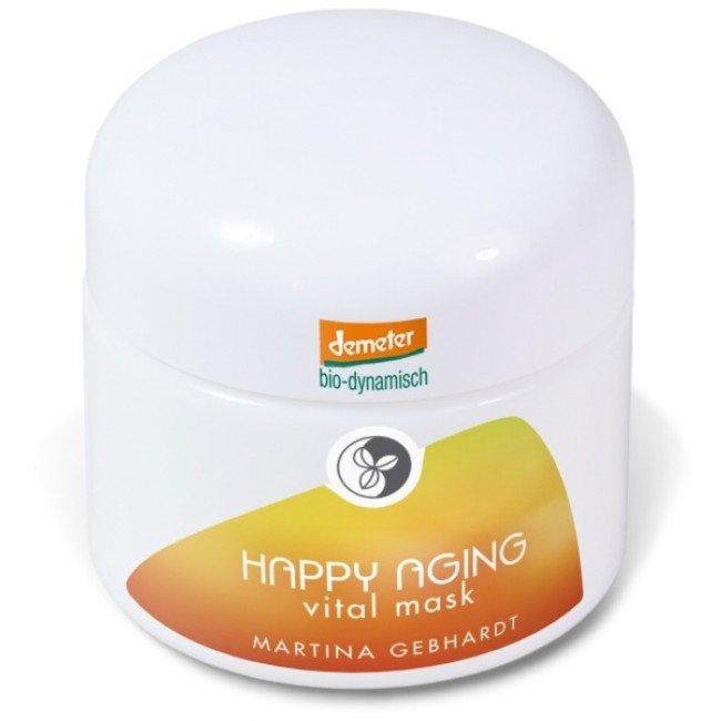 Martina Gebhardt HAPPY AGING Witaminowa maska rewitalizująca 50 ml