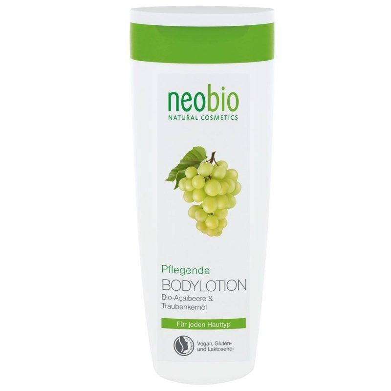 Neobio Balsam do ciała z bio-acai i olejem z pestek winogron