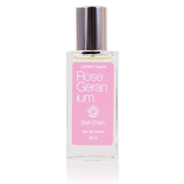 Balm Balm Perfumy Róża Geranium 33 ml