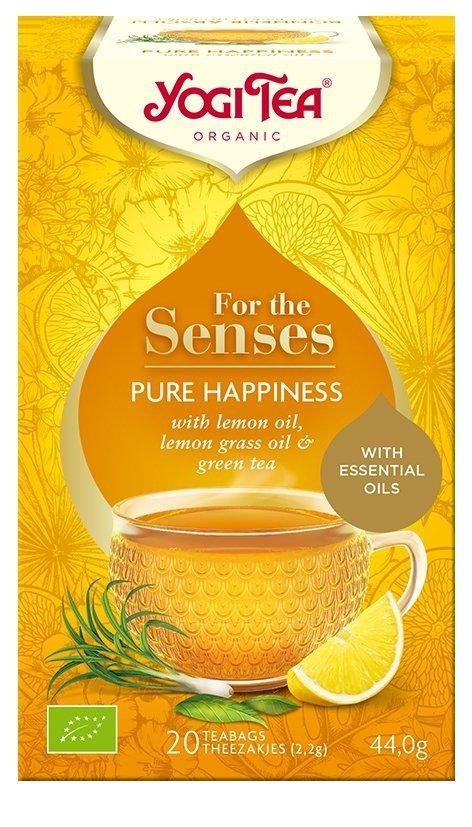 Yogi Tea Czysta radość PURE HAPPINESS (20x2,2g)
