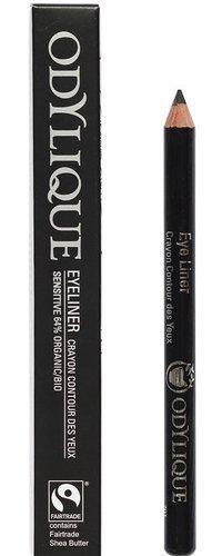 Odylique by Essential Care organiczna mineralna konturówka do oczu - Czarny / Black, 1,2 g