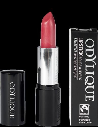 Odylique by Essential Care organiczna mineralna szminka n°10 - Różany Deser / Rose Parfait, 4,5 g