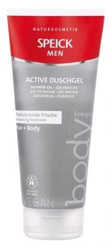 Speick Men Active rewitalizujący żel do mycia ciała i włosów 200 ml