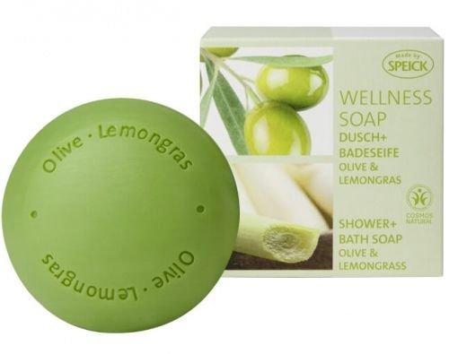 Speick Wellness mydło Oliwa z oliwek i Trawa cytrynowa 200 g