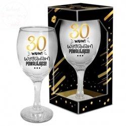 Kieliszek do wina 30 Wow wyglądam Powalająco!