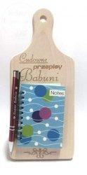 Notes na Deseczce Cudowne Przepisy Babuni