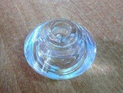 Świecznik Trapez szklany   1szt
