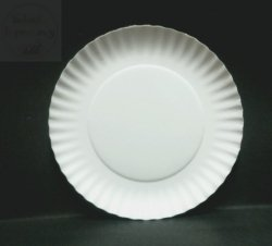 Talerzyki papierowe 15 cm - 10szt