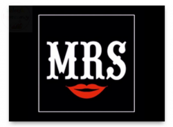 Naklejki na buty ślubne MRS 2 szt
