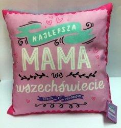 Poduszka Najlepsza Mama we wszechświecie