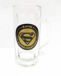 Kufel do piwa dla  Super Chłopaka kolor GOLD