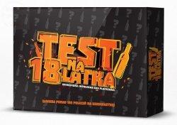 Gra  TEST dla 18-LATKA 1szt