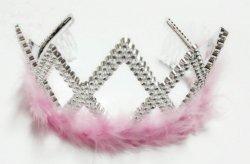 Tiara korona Małej Ksężniczki 1szt