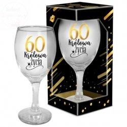 Kieliszek do wina stylish 60 Królowa życia