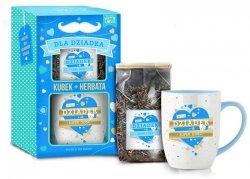Kubek + Herbatka dla DZIADKA  390 ml + 50 g