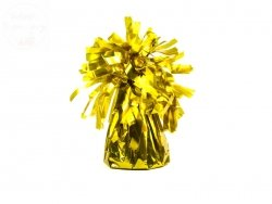Ciężąrki do balonów złoty 1 szt