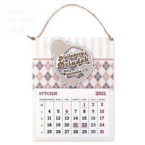 Kalendarz dla Najlepszego Dziadka na świecie
