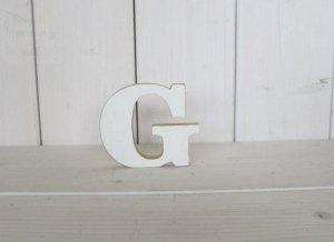 Litera drewniana wys. 18 cm G 1szt