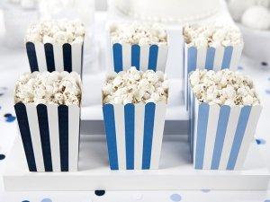 Pudełka na popcorn  Samolocik 7,5 x 7,5 x 12 cm