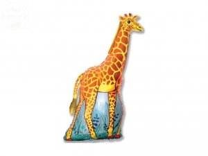 Balon foliowy 24 cale Żyrafa