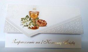 Zaproszenie na I Komunię świętą