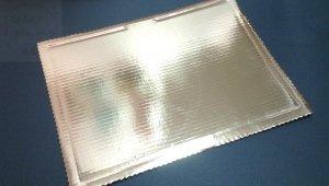 Podkład pod tort prostokąt 30x40cm złoty