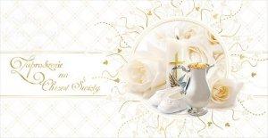 Zaproszenie na Chrzest święty