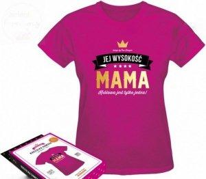 Koszulka Royal Mama M - 1szt