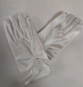 Rękawiczki komunijne 0011