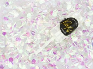 Push pop konfetti opalizaujące 1szt