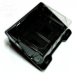 Opakowanie plastikowe na ciasto 18x12 cm