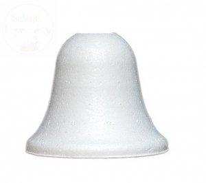 Dzwonek styropianowy 9 cm 1szt