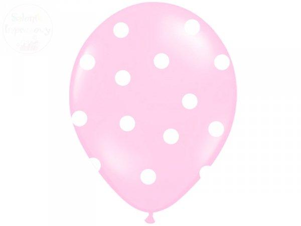 """Balony 14 cli różowy """"Słonik"""""""
