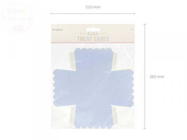 Foremki  Pastelove 10,5x9,5x6 cm